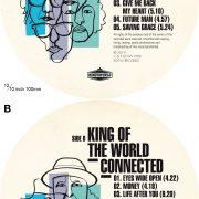 Vinyl5 label opdruk
